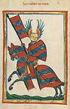 Codex Manesse 166v Walther von Metze.jpg