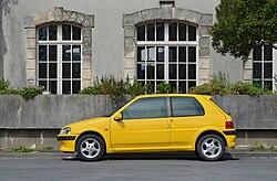 Peugeot 106?