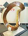 Coil of Wendelstein 7-AS.jpg