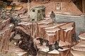 Collaboratore di antonio vite, stimmate di san francesco, 1390 ca. 11 orsi.jpg