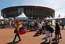 Colombia and Ivory Coast match at the FIFA World Cup 2014-06-19 (9).jpg
