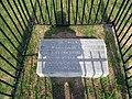 Colonel William Ledyard death marker.JPG