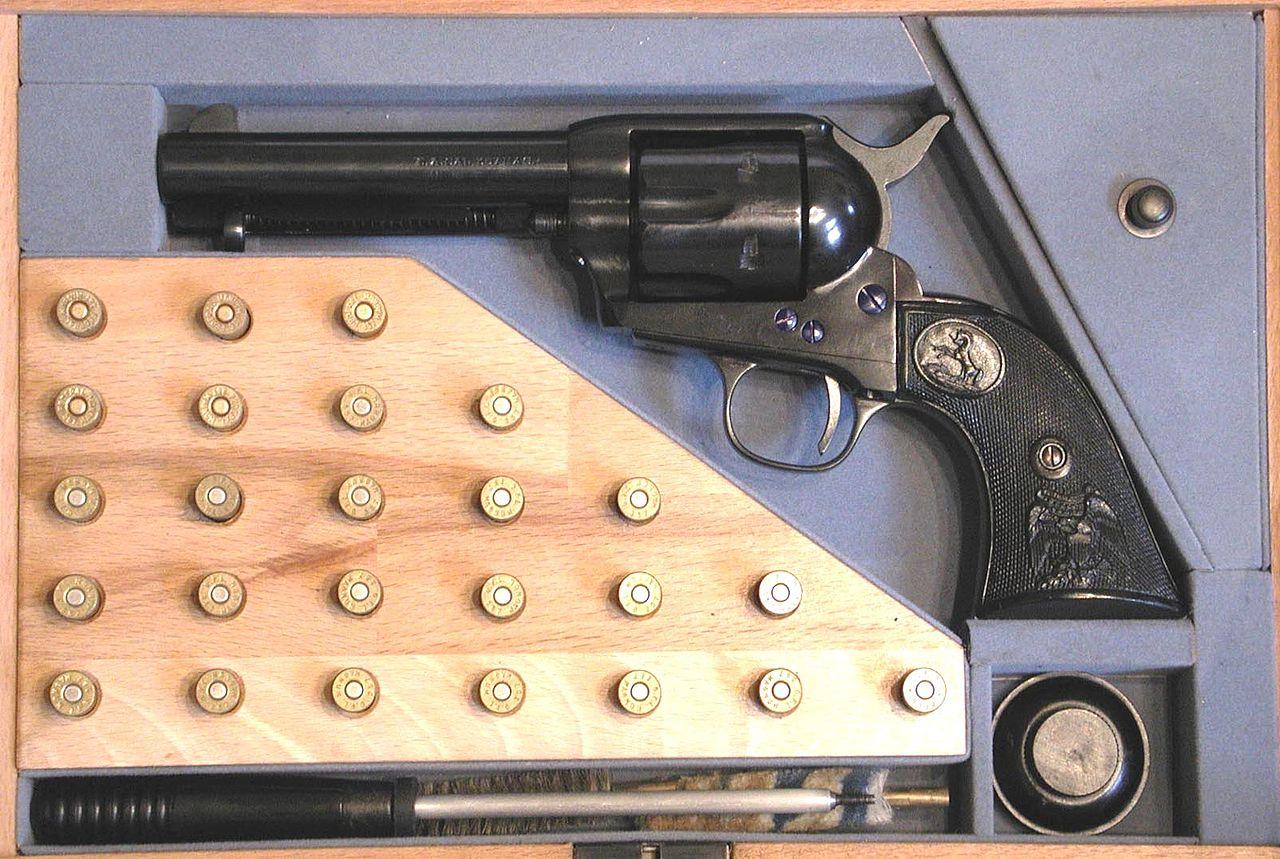 Dating numeri di serie Colt