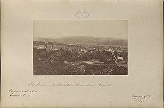 Panorama da Villa do Cabo, Pernambuco - 2a parte