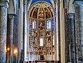 Como Basilica di Sant'Abbondio Interno Coro 1.jpg