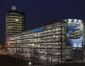 illustration de Mercedes-Benz