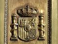 Congreso de los Diputados, escudo de España, Madrid, España, 2015 03.JPG