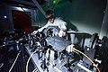 Construction du laser Apollon grand projet scientifique qui implique plusieurs laboratoires de l'Ecole Polytechnique (le LULI, LSI, LOA et LLR) - 26937696718.jpg