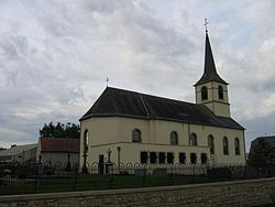 St. Walpurga's church
