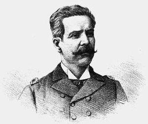 Custódio José de Melo - Contra-Almirante Custódio de Mello