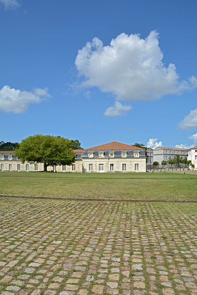 Corderie Royale de l'Arsenal in Rochefort, Charente-Maritime, France