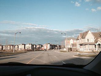 Cornell, Ontario - Cornell