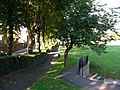 Corner of Priory Park from East Walls - geograph.org.uk - 983922.jpg