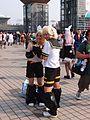Cosplay @ Comiket 84 - Summer 2013 @ Tokyo Big Sight (9490351519).jpg