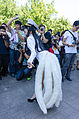 Cosplayer of Ahri, League of Legends in FF24 20140727a.jpg