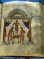 Costantinopoli, miscellanea medica, 905-950 ca., pluteo 74,7, 04.JPG