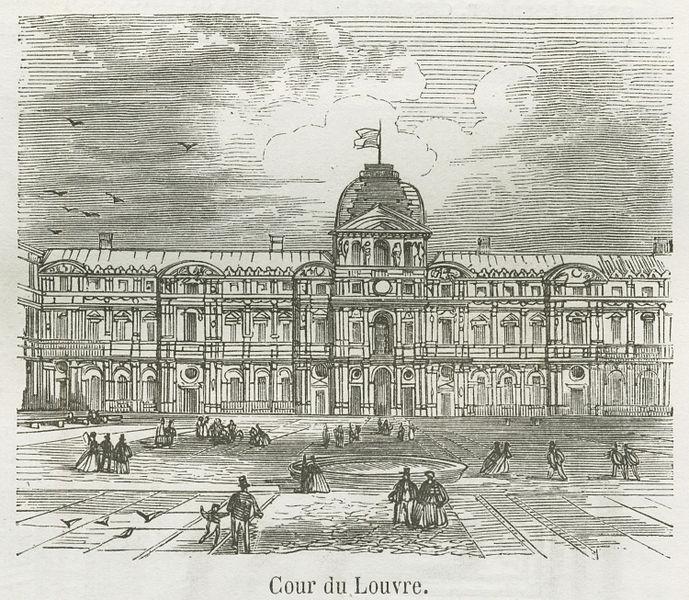 File:Cour du Louvre, 1855.jpg