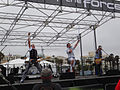 Course of the Force 2012 - The Spazmatics (14158160004).jpg