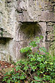 Court Friary South Transept Second Piscina 2010 09 23.jpg