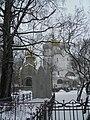 Couvent de Novodievitchi - chapelle et cathédrale Smolensky (1).jpg