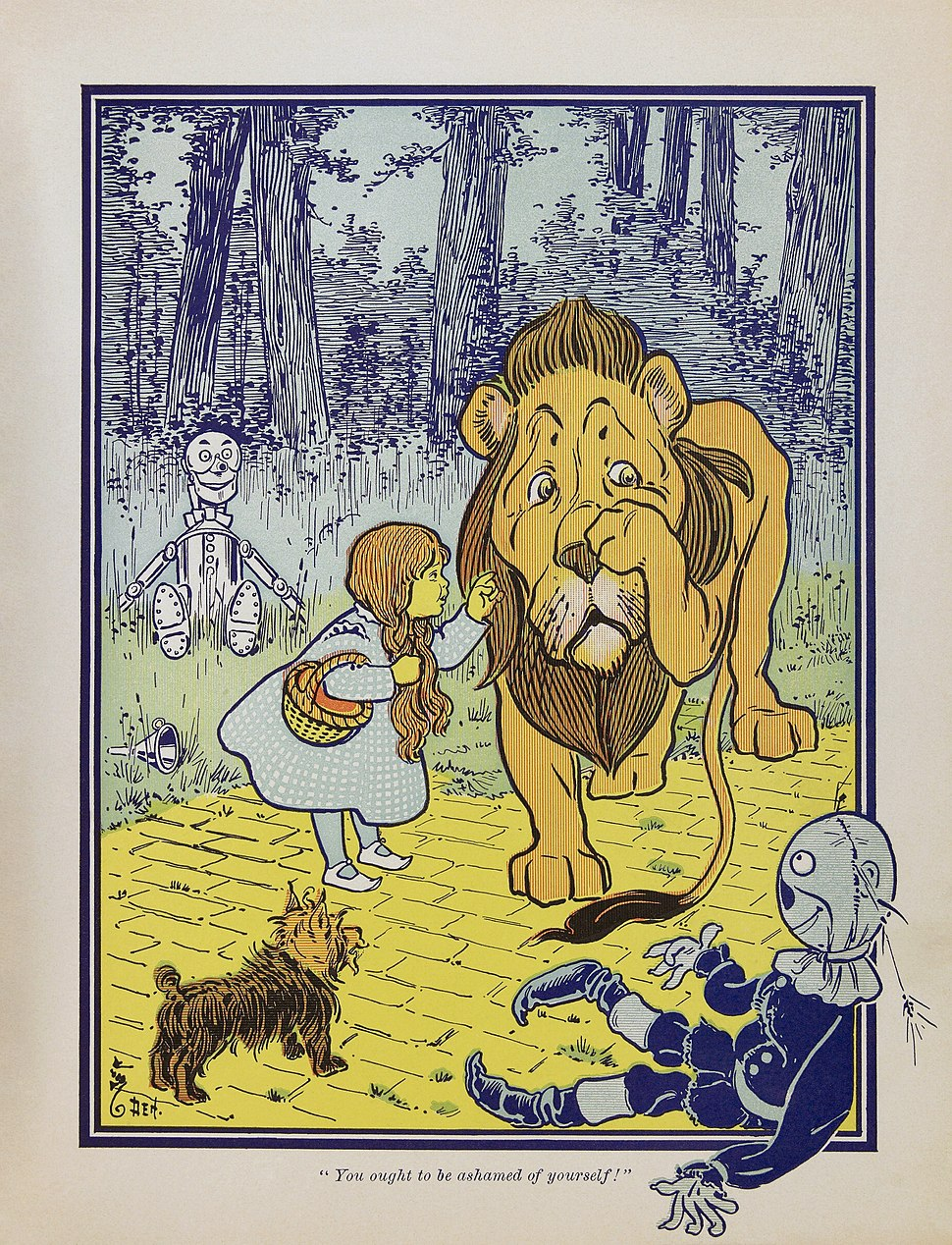 Cowardly lion2