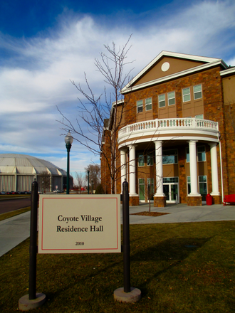 University of South Dakota - Coyote Village Residence Hall