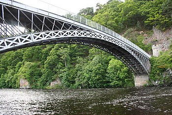 English: Craigellachie Span The magestic Span ...