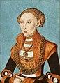 Cranach, Sibylle von Kleve Kurfürstin von Sachsen Bemberg.jpg