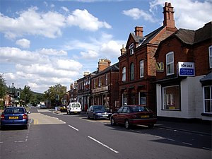 Craven Arms - Image: Craven Arms geograph.org.uk 522660