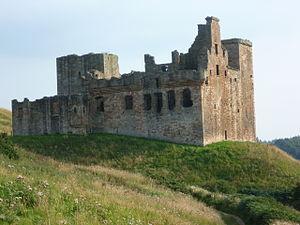 Crichton Castle - Crichton Castle, near Pathhead, Midlothian