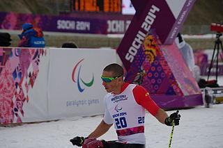 Chris Klebl American-Canadian cross-country skier (born 1972)