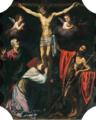 Crocifissione con i santi Bartolomeo, Maddalena e Giovanni Battista - Furini.png