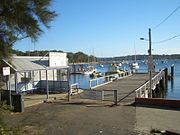 Cronulla Ferry Wharf 2