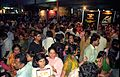 Crowd - Dinosaurs Alive Exhibition - Science City - Calcutta 1995-June-July 531.JPG