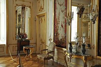 Andrzej Ciechanowiecki - Restored royal apartment, Royal Castle Warsaw