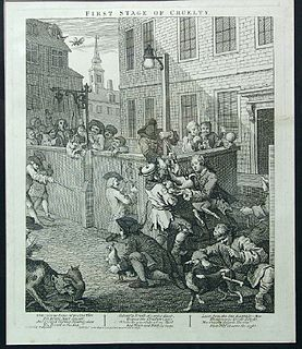 Cock throwing Blood sport widely practised in England until the late 18th century