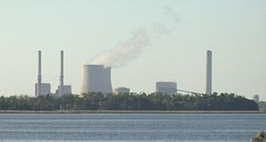 Crystal River Energy Complex - The entire complex.
