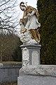 Csákánydoroszló, Nepomuki Szent János-szobor 2021 04.jpg