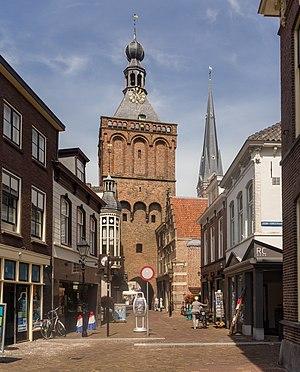 Culemborg - Image: Culemborg, de Binnenpoort RM11554 foto 11 2015 08 06 13.21