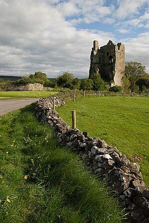 Cullohill - Cullohill Castle
