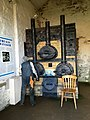 Culzean Castle Estate, Gasworks, interior 1.jpg