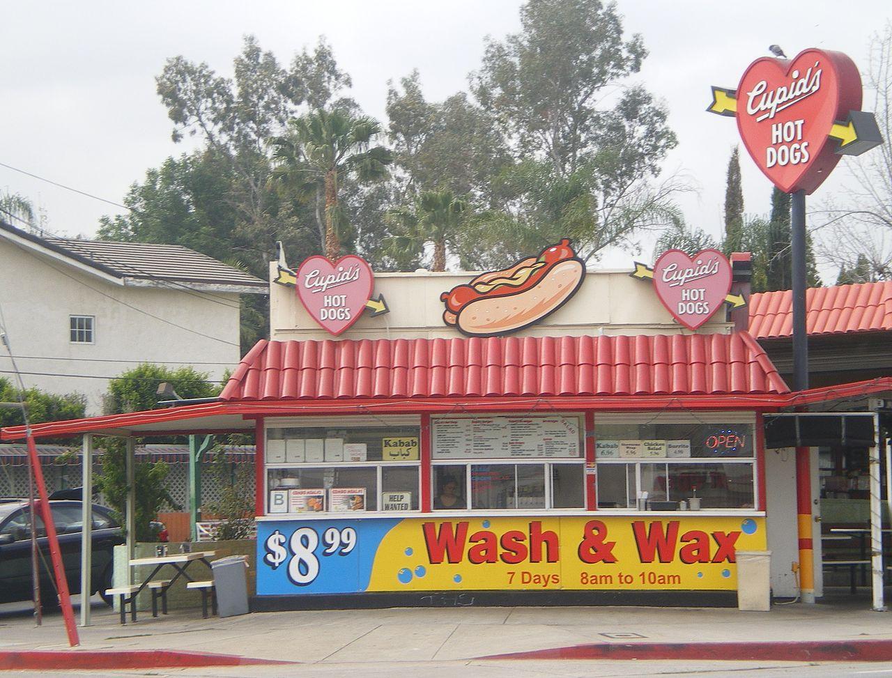 Ventura California Hot Dogs