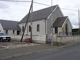 Curran, County Londonderry Human settlement in Northern Ireland