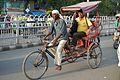 Cycle Rickshaw - Chandni Chowk Road - Delhi 2014-05-13 3519.JPG
