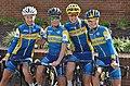 Cykellandslaget Damtruppen VM Richmond 2015 001.jpg