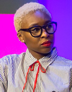Cynthia Erivo British actress, singer and songwriter