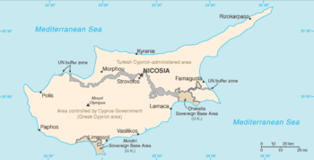 List of airports in Cyprus Wikipedia