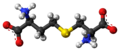 Cystathionine zwitterion 3D ball.png