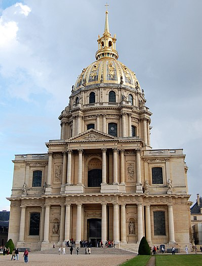 Soubor:Dôme des Invalides, Paris.jpg