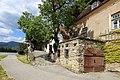 Dürnstein - Weg beim ehemaligen Wassertor.JPG